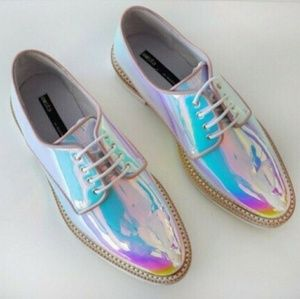 Shoes - Irridecent Oxford