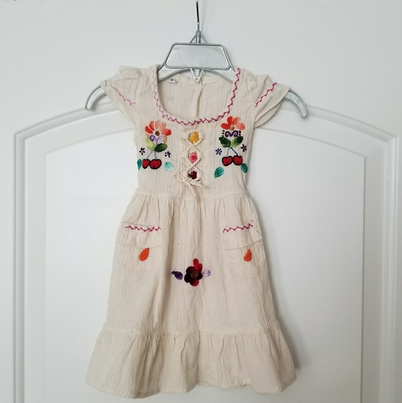 fd04ae413d9 Handmaid Other - Authentic Little Girls Mexican Style Dress
