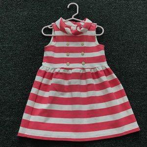 Janie & Jack Sailor Stripe Dress