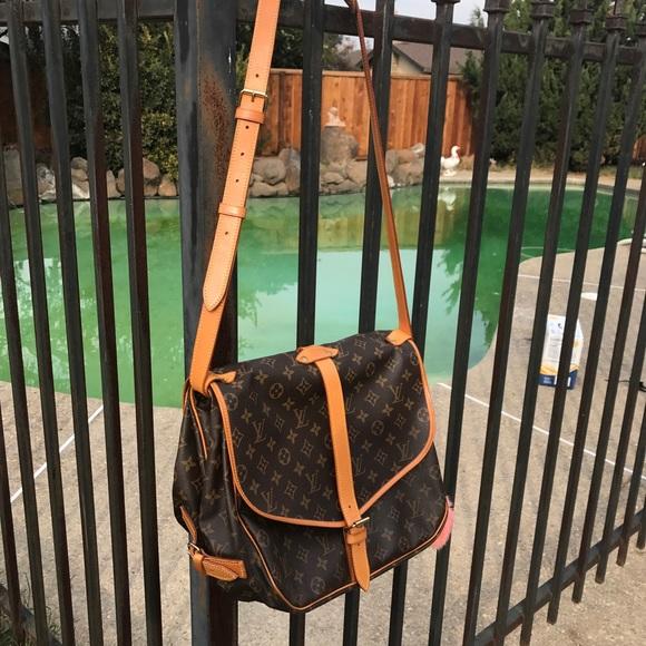 81cc53e4e4 Louis Vuitton Handbags - LouieVuitton Crossbody shoulder bag summer 35
