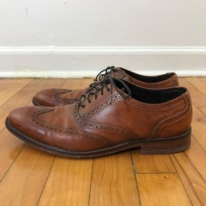 Cole Haan Williams Wing Tips with Nike Air {PP}