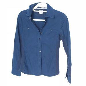 Converse button down long sleeve shirt