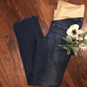 LOFT Maternity Jean
