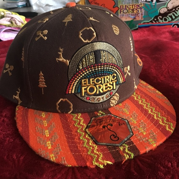 3fb4aeec77d07 Electric Forest Hat 2016 Grassroots