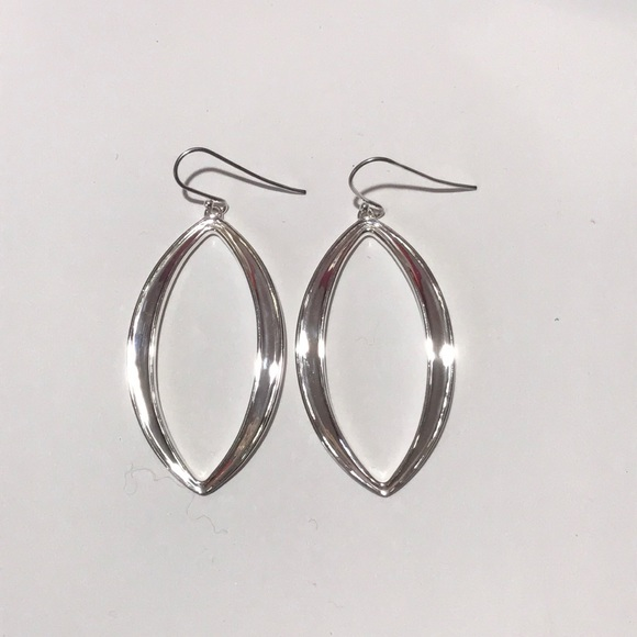 935b1be31 Thistle & Bee Jewelry   Thistle Bee Silver Marquis Drop Earrings ...