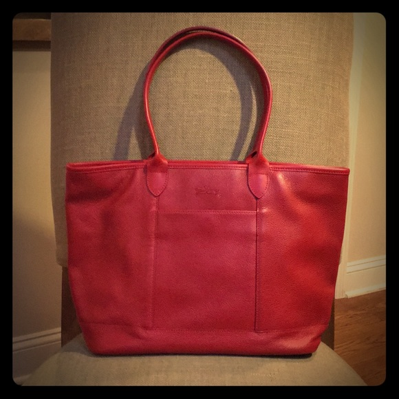 Longchamp Le Foulonne Tote Bag **PRICE LOWERED**