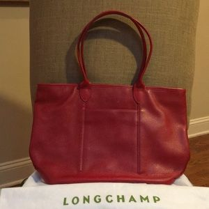 Longchamp Bags - Longchamp Le Foulonne Tote Bag   PRICE LOWERED   ab11e0312b0bd