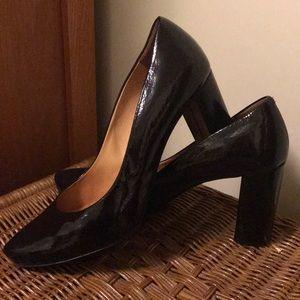Reposh! Black anthropologie Heels Size 41 (10US)