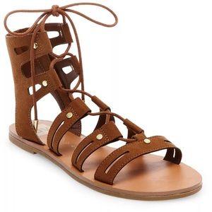 DV by Dolce Vita Gracelyn Gladiator Sandals Target