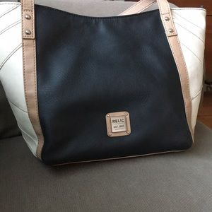 Relic Vegan Leather tote