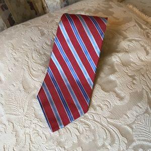 Brooks Brothers 346 silk tie