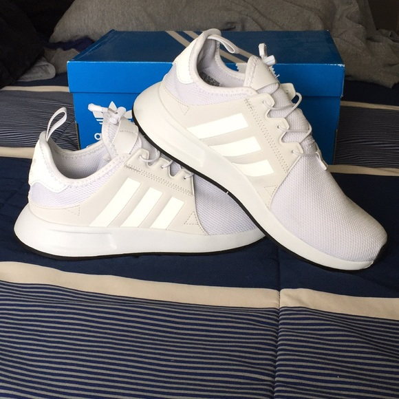 Adidas X plr J Kids Trainers in White UK size 5.5 679d2147e