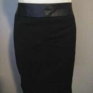 *THE LIMITED* NEW WOMEN'S WAFFLE SKIRT W/BAND