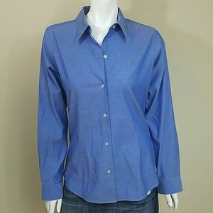 Eddie Bauer Tall Wrinkle Resistant Shirt