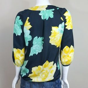 Banana Republic Tops - Banana Republic Floral Blouse