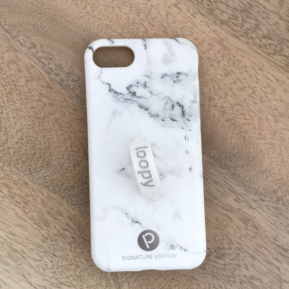 newest collection 4cf3c 45668 Brand New Marble Loopy iPhone 7/iPhone 8 case
