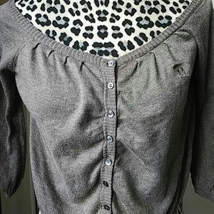 """Abercrombie & Fitch Cardigan"