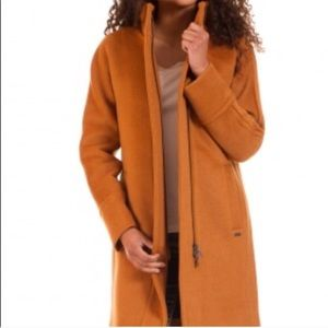 New! Maison and Scotch wool blend Pea Coat