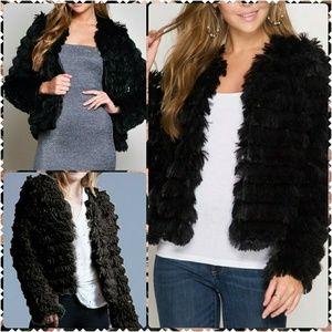 Jackets & Blazers - Faux Fur Jackets