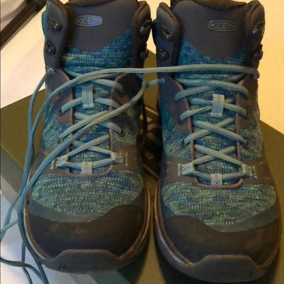 b118cce78c9 Keen Terradora Mid WP hiking boot
