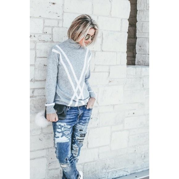 Tommy Hilfiger Denim - Tommy Hilfiger distressed 'Oslo' boyfriend jeans