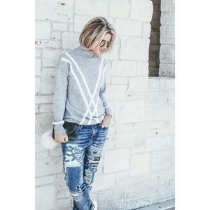 Tommy Hilfiger Jeans - Tommy Hilfiger distressed 'Oslo' boyfriend jeans