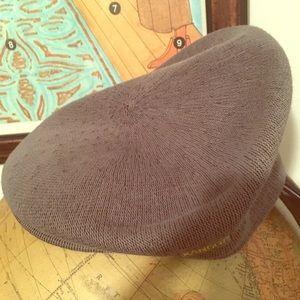 Kangol Grey Clery Cap — New!!