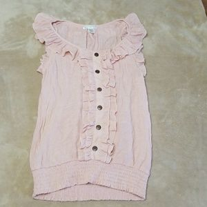 BODY CENTRAL BLOUSE SIZE SMALL