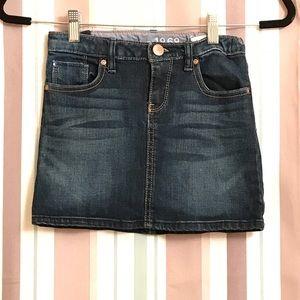 ✨ GAP kids denim skirt 💜