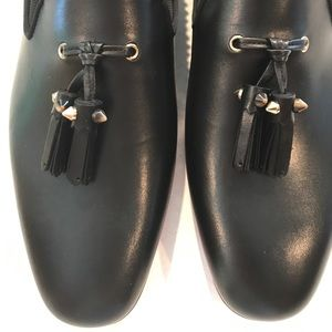 bf9bb1cf3a9 Christian Louboutin Shoes - NIB  Christian Louboutin Black Tassilo Men EU  41.5