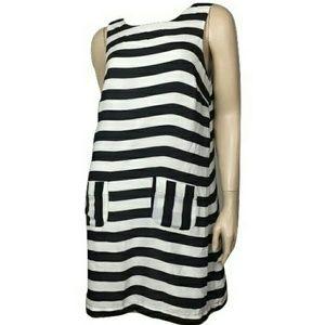 • {Monteau} B&W Dress