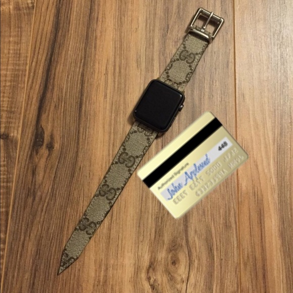 0576c3c19f1 Gucci Apple Watch Band (Authentic)