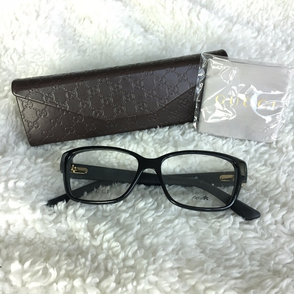 22fd3bc1b940 Gucci Accessories - GUCCI Square Optical Frames 3717 INA 140 NWOT