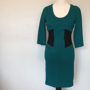 Tracy Reese wool blend dress