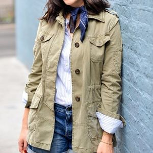 HOST PICK!! Banana Republic Military Style Jacket