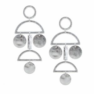 Jewelry - Abstract geometric statement earrings