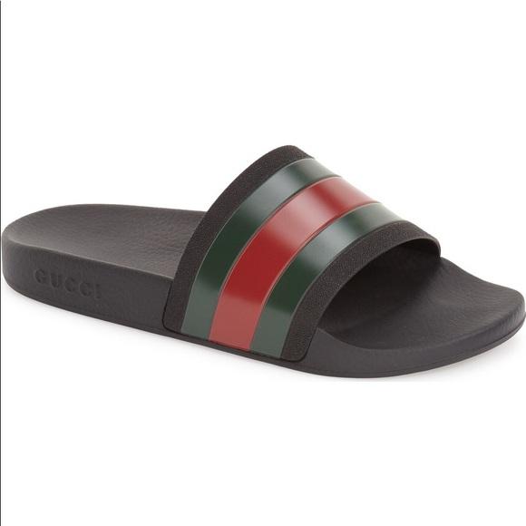 c51c266614c6 Gucci Other - Gucci Pursuit 72 Rubber Slides Sandals G11 US 12