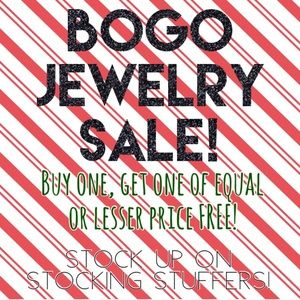 BIG BOGO SALE! LIMITED TIME ONLY!