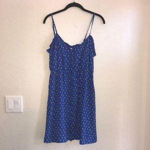 Bar III Adjustable spaghetti strap dress. Sz Large