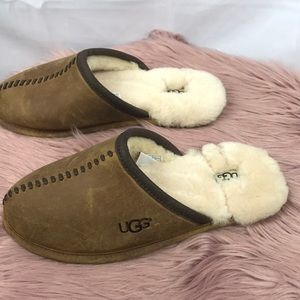 8fc95c77f63 Men's Scuff Deco UGG Slippers