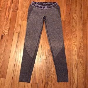 3983d689b8e8c5 Gymshark Pants | Flex Leggings Rich Purple Marlsoft Lilac | Poshmark