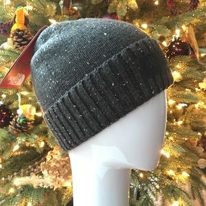 NEW ❄️ NORTH FACE unisex black beanie snow ski hat