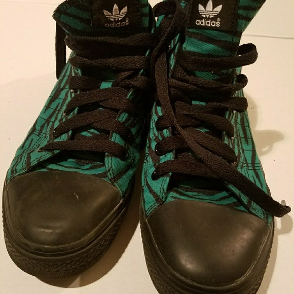 e8d45411281b Adidas Other - Adidas Jeremy Scott Nizza Hi Tiger Sneaker