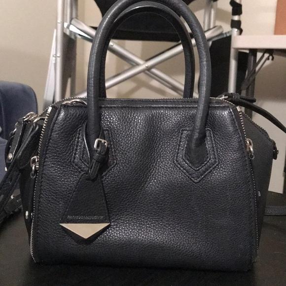 Rebecca Minkoff Handbags - Rebecca Minkoff Micro Perry Satchel