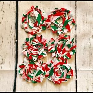 Other - Christmas bows $6 for 6 or $1 each