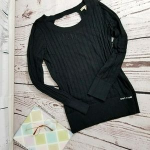 Dkny Open Back Sweater