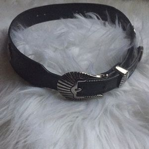 Other - Western Leather Belt