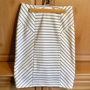 Antonio Melani Midi Pencil Skirt