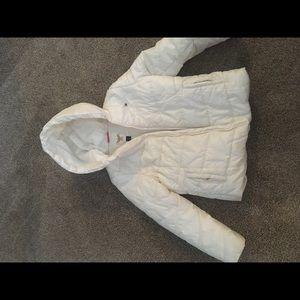 Tommy winter girls coat
