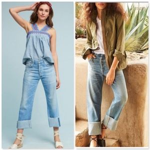 Citizens Of Humanity PARKER HIGH-RISE RELAXED Jean